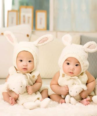 Bayi Kembar Identik