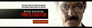 the infiltrator soundtracks-ajan muzikleri