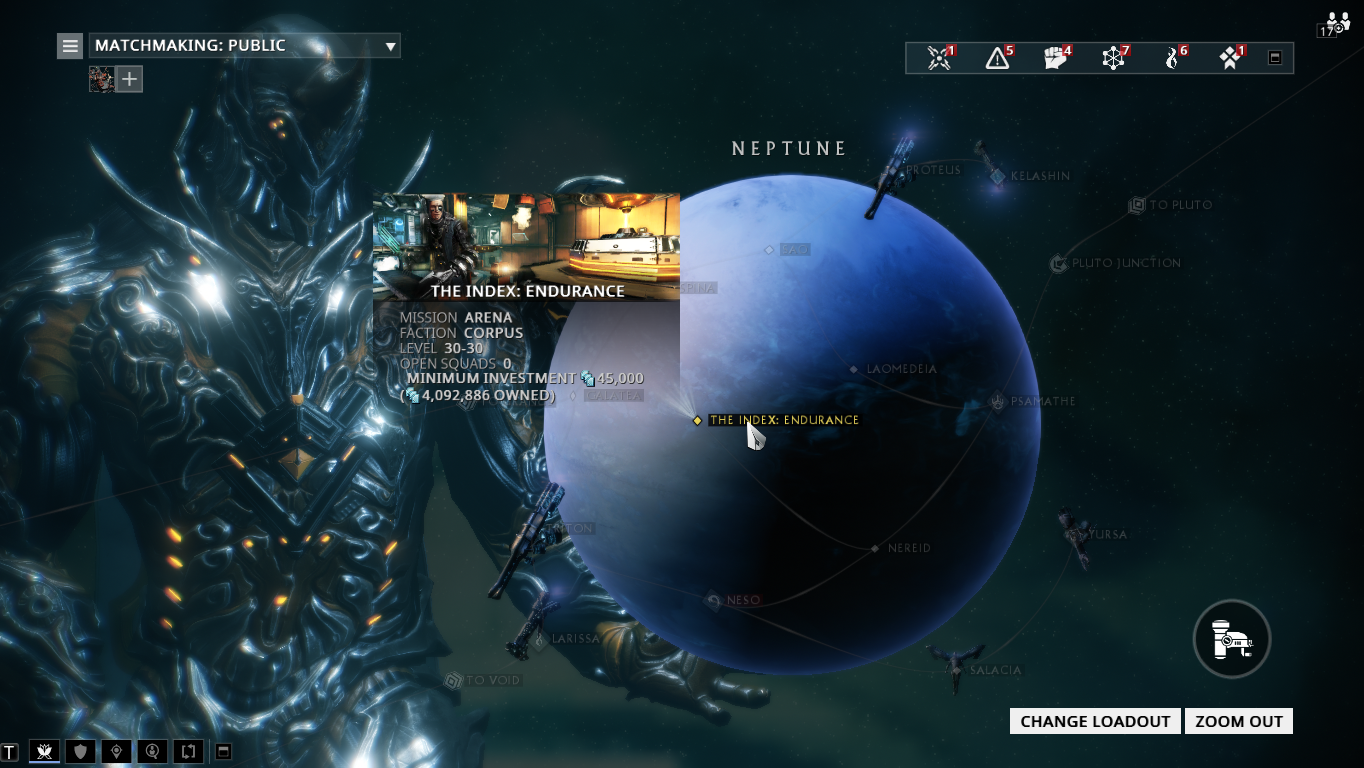 Warframe matchmaking soolo on Internet dating outo