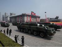 Rusia Sebut Peluncuran Rudal Korut Tidak Membahayakan Negaranya