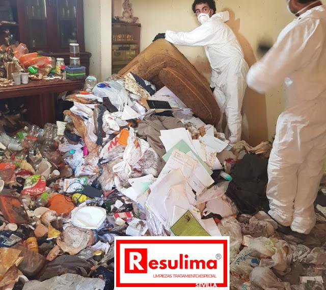 vaciado casas Sevilla