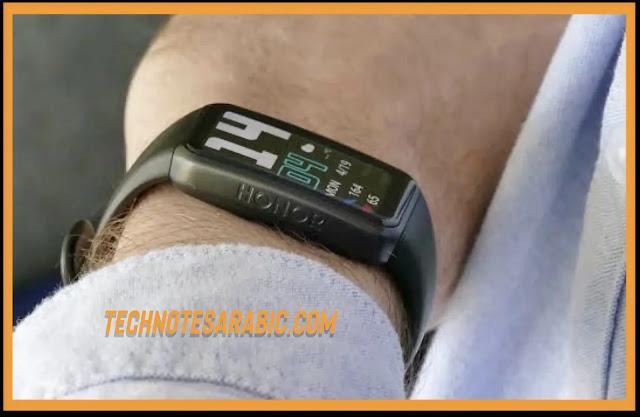 Honor band 6 specs technotesarabic.com