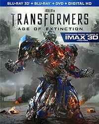 Transformers Age Of Extinction 3D IMAX Edition