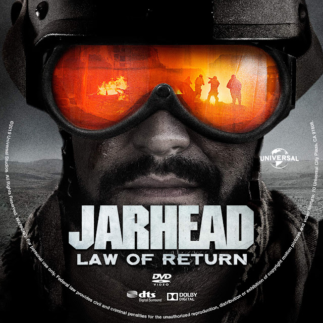 Jarhead: Law of Return DVD Cover