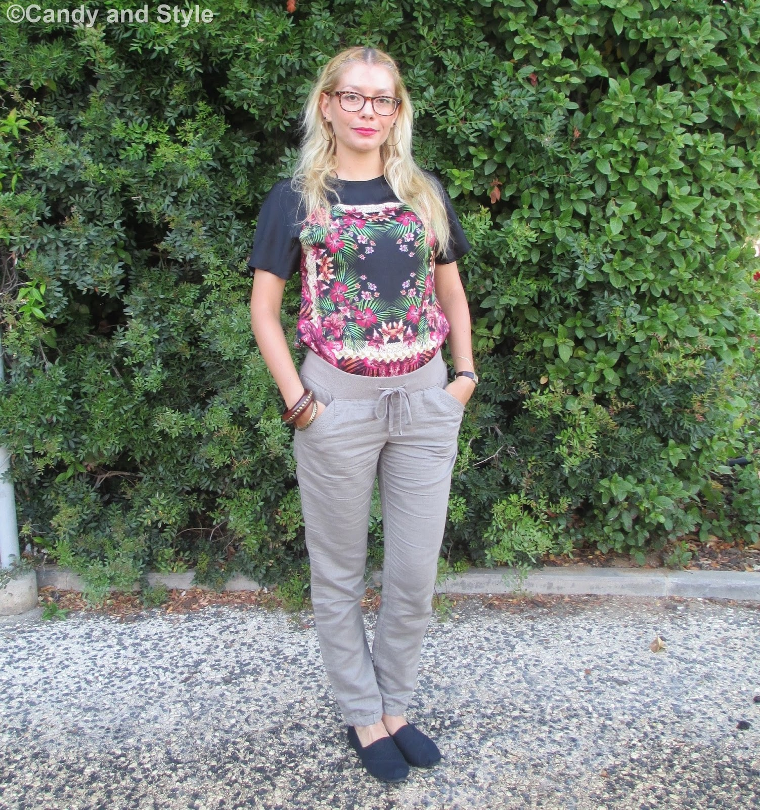 Casual Look - Lilli, Candy and Style Fashion Blog