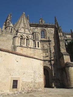 Catedral; Plasencia; Cáceres; Extremadura; Vía de la Plata
