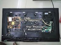 service tv sampora cisauk