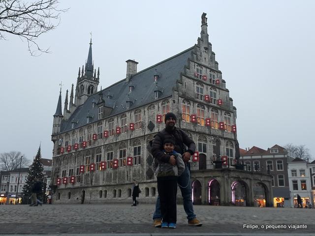 Gouda, na Holanda - muito mais do que um tipo de queijo