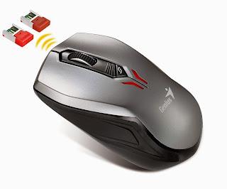انتاج ماوس جديد او فارة ،يمكنها التحكم فى جهازين كمبيوتر فى وقت واحد،