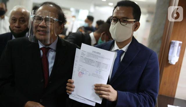 Berhasil Beberkan Fakta Baru Pasca Pilpres 2019, Refly Harun Yakin Mampu Menangi Judicial Review PT 0 Persen
