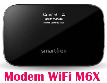 Modem WiFi M6X