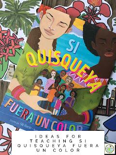 Teaching Si Quisqueya fuera un color