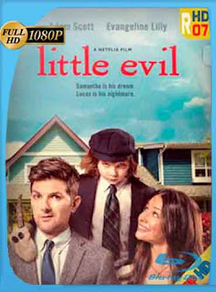 Little Evil (2017) HD [1080p] Latino [Mega] SilvestreHD
