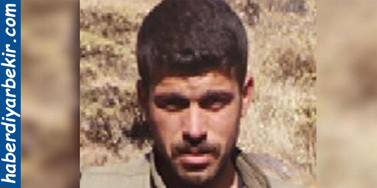 Turuncu Liste'de aranan PKK'li 'Seyit Batman' kod adlı Ekrem İptaş Lice'de öldürüldü