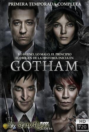 Gotham Temporada 1 [720p] 2014 [Latino-Castellano-Ingles] HD 1080P [Google Drive] GloboTV