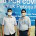 Dewan Pers Bekerjasama Astra dan RSPP Laksanakan Tes Swab PCR bagi Insan Media