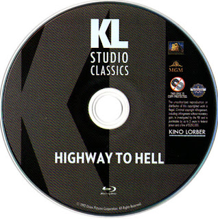 Highway to Hell blu-ray disc art