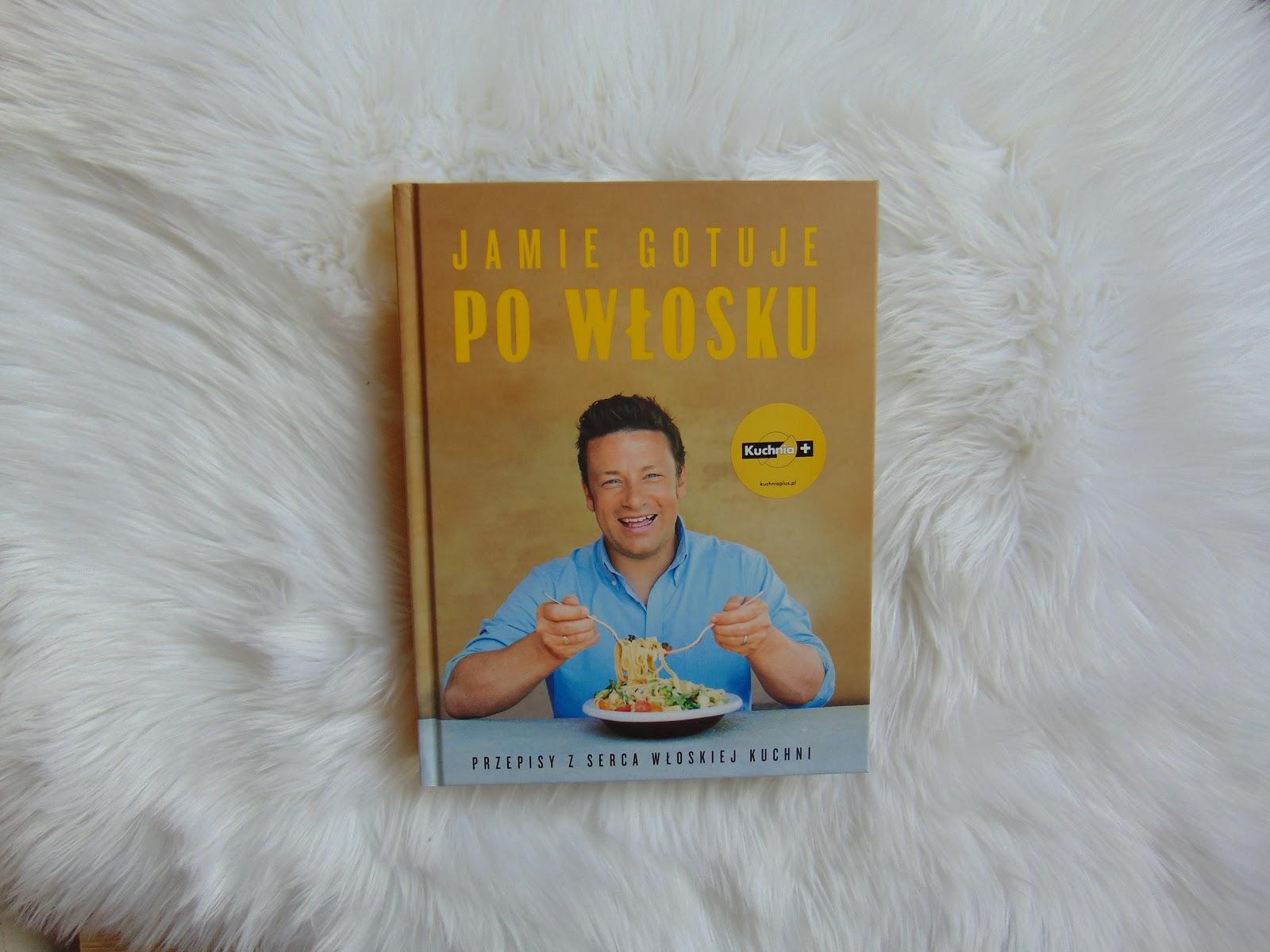 Jamie Oliver Jamie Gotuje Po Włosku Pięknie Wydana