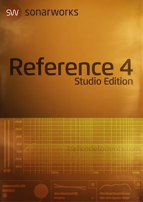 Cover do plugin Reference 4 Studio Edition v4.4.5 - Sonarworks