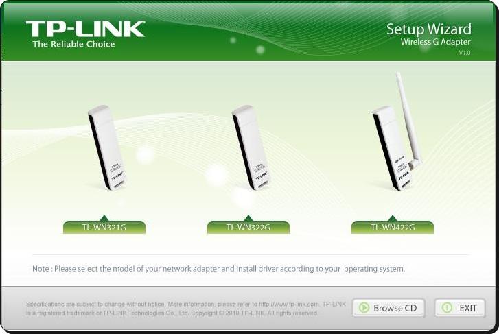 tp-link tl-wn422g 54mbps