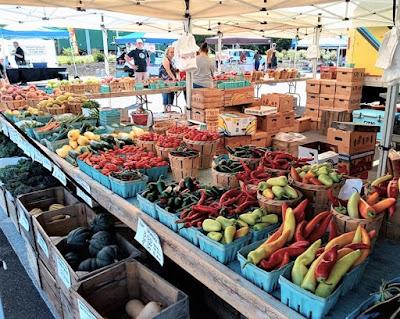 PA Open Air Farmer's Market in Harrisburg, Pennsylvania