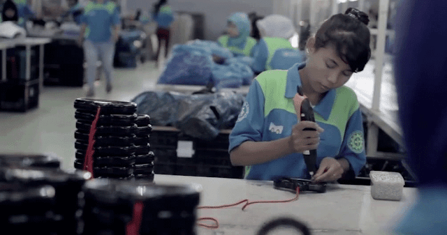 Lowongan Kerja PT. Inspira Solutech Indonesia (Mahakarya Toy) Tangerang