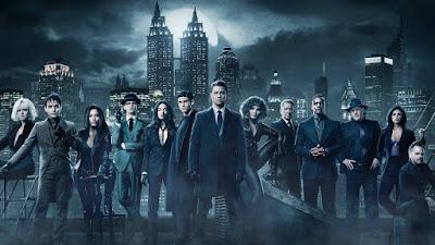 Gotham Dizisi - Batman Kara Şövalyenin Doğuşu