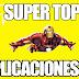 TOP DE APLICACIONES