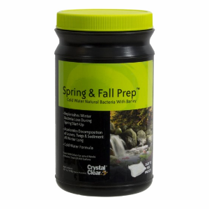 spring and fall prep cool weather bacteria
