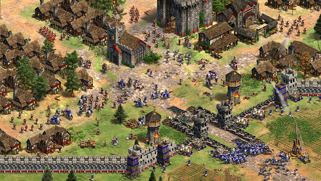 Game Legend Age of Empires