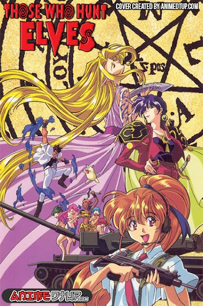 Those Who Hunt Elves (12/12) [Latino/Ingles/Japones] [DVDrip 624p]