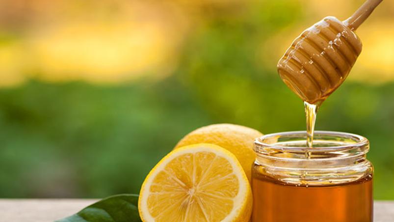 الليمون والعسل
