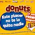 Siente el placer con Donuts y te tocará un premio