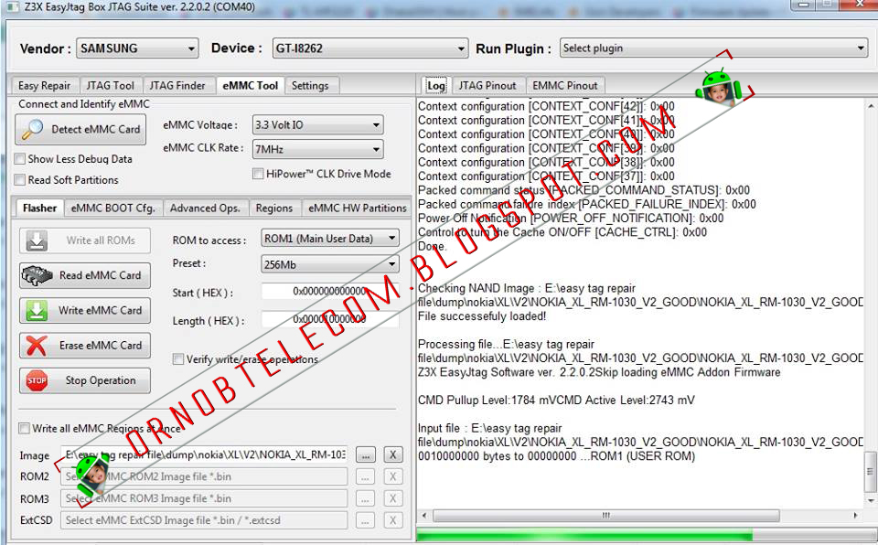 Nokia XL Done by Direct Emmc || Flash Done BD