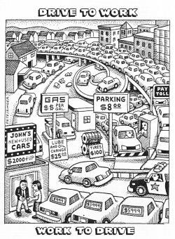 Cambridge Crude Car Culture And The City