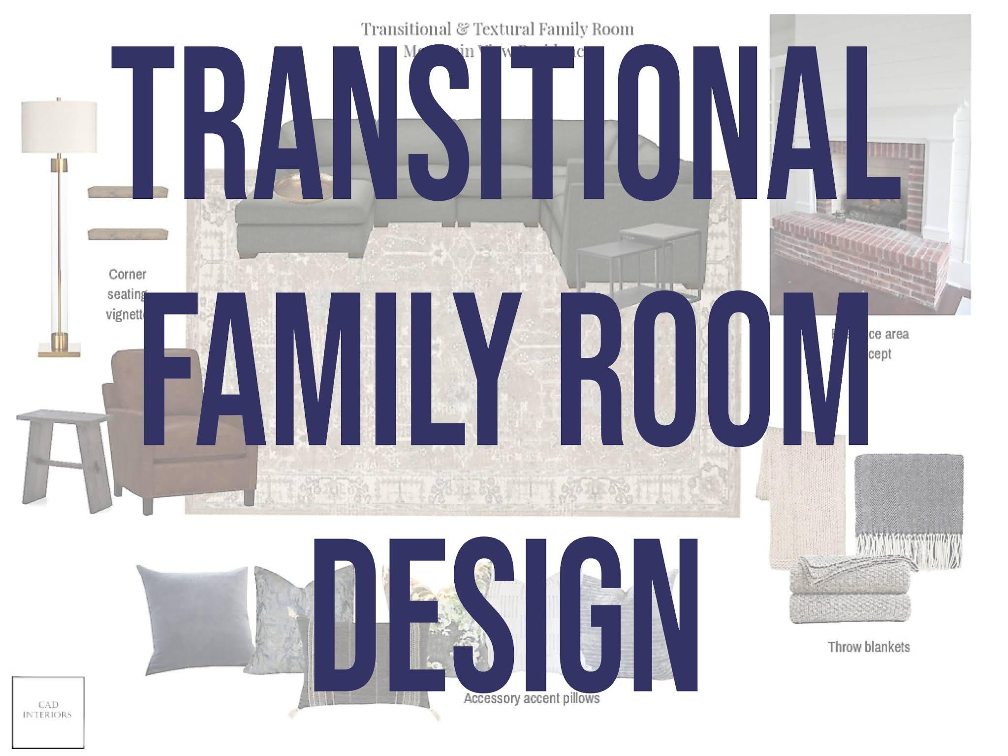 CAD Interiors professional online virtual interior e-design services