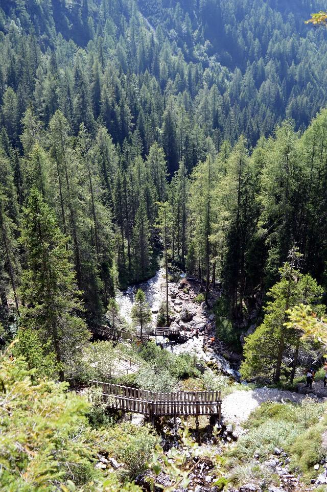 giro cascate vallesinella