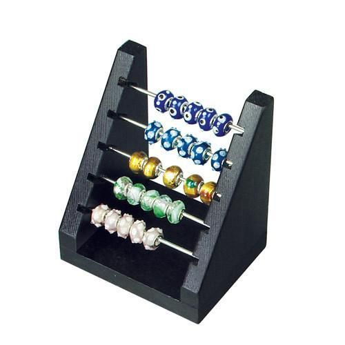 #WD-B30S Wooden Charms and Beads Display Rack