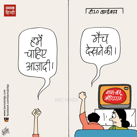 20-20, T20 world cup cricket, tv cartoon, common man cartoon