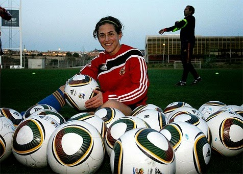 female candidates for the FIFA Golden Ball 2014