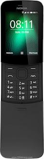 Nokia 8110 4G Black Version