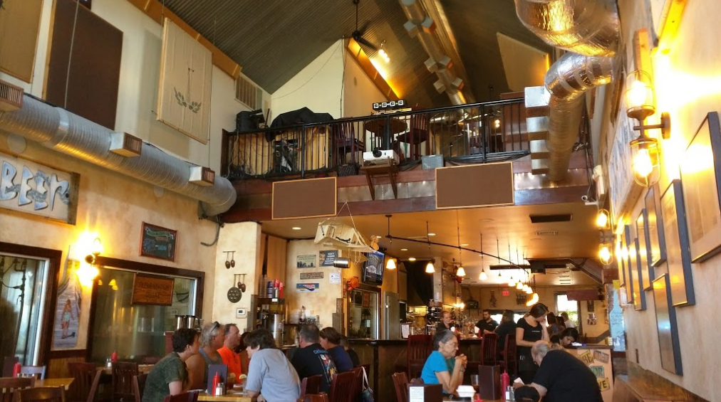 Outer Banks Brewing Station Wedding Venues