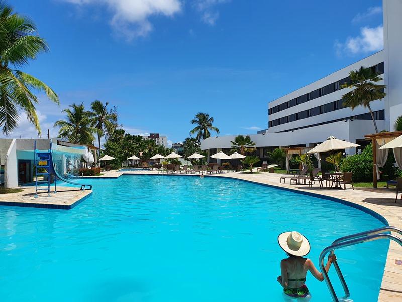 Hotel orla de Atalaia Aracaju