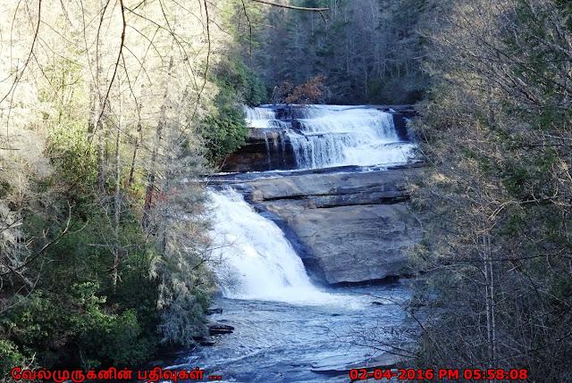 Beautiful Waterfalls in North Carolina
