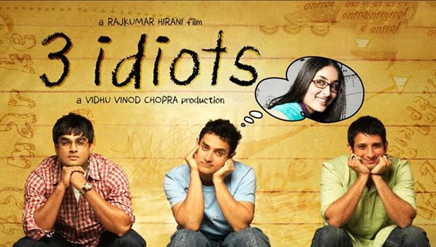 Idiots (2009) - Aamir Khan And Kareena Kapoor