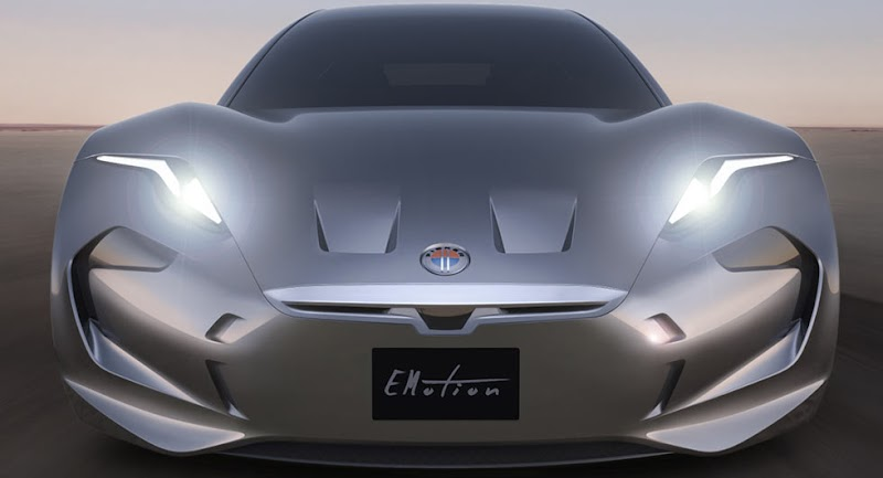 Fisker EMotion To Be Unveiled In August With 400+ Mile Range
