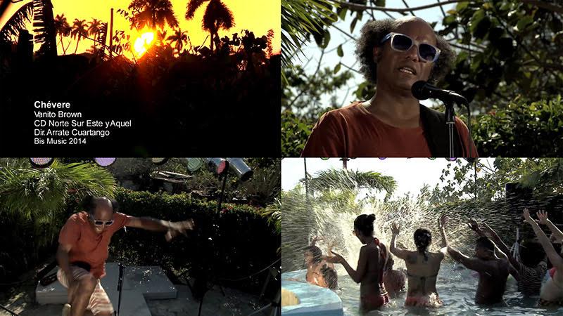 Vanito Brown - ¨Chévere¨ - Videoclip - Dirección: Arrate Cuartango. Portal del Vídeo Clip Cubano