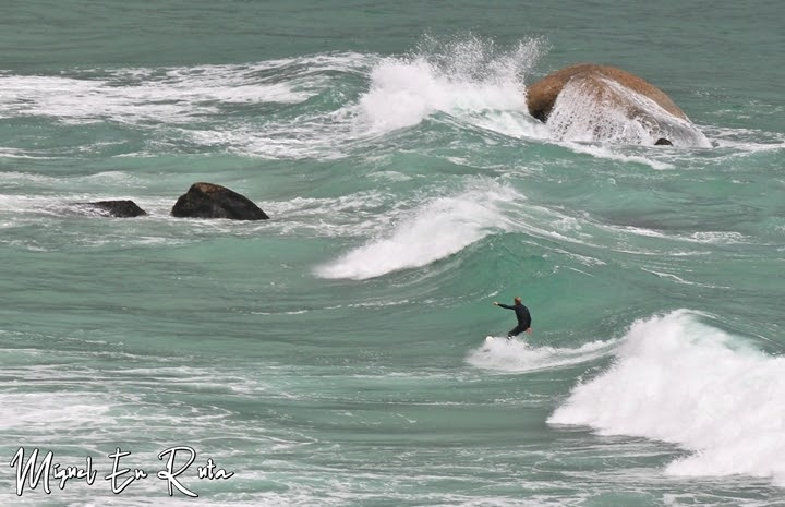 Surf en Camps Bay