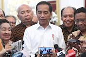 Ini Waktu Pengumuman Kabinet baru Presiden Jokowi