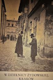Kraków - w dzielnicy żydowskiej - Kazimierzu